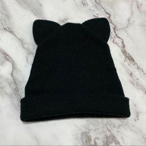 🛍 3/$45 Zara Hat with Cat Ears